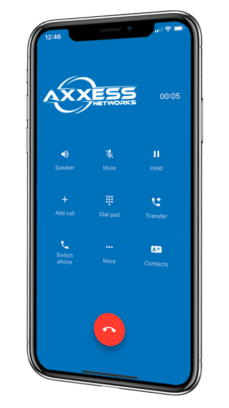 Axxess Networks Mobile App